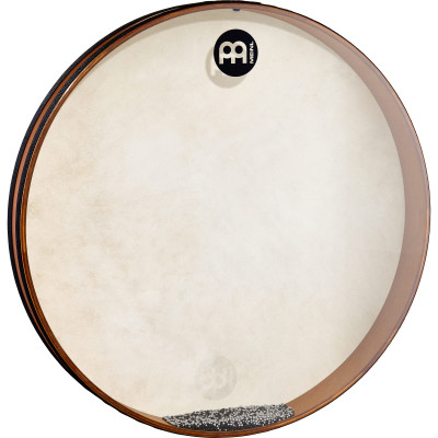 """Meinl Sea Drum 22"""" x 2 3/4"""" with Goat Skin & Synthetic Heads African Brown"""