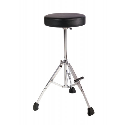 Gibraltar GGS10T Tall Compact Performance Stool w/ Footrest