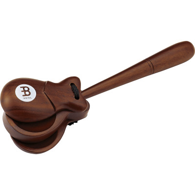 Meinl Traditional Hand Castanets on Handle, Rosewod