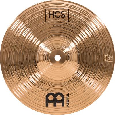 "Meinl HCS Bronze 10"" Hihat, pair - HCSB10H"