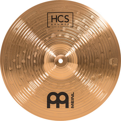"Meinl HCS Bronze 14"" Crash - HCSB14C"