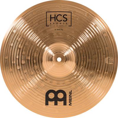 "Meinl HCS Bronze 14"" Hihat, pair - HCSB14H"