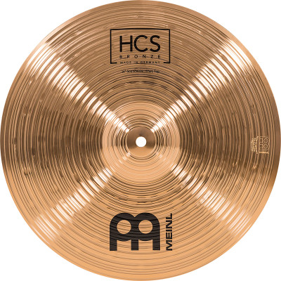 "Meinl HCS Bronze 14"" Soundwave Hihat, pair - HCSB14SWH"