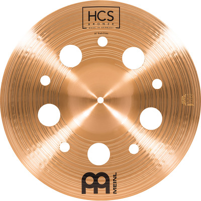 "Meinl HCS Bronze 16"" Trash China - HCSB16TRCH"