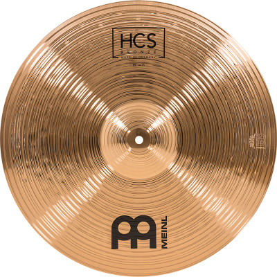 "Meinl HCS Bronze 18"" Crash - HCSB18C"