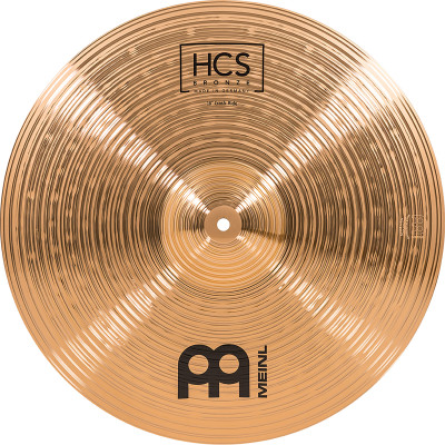 "Meinl HCS Bronze 18"" Crash-Ride - HCSB18CR"