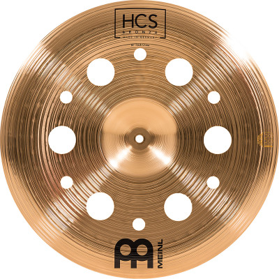 "Meinl HCS Bronze 18"" Trash China - HCSB18TRCH"