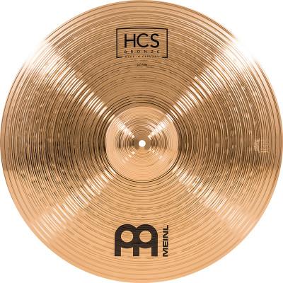 """Meinl HCS Bronze 22"""" Ride - HCSB22R"""