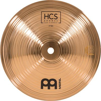 "Meinl HCS Bronze   8"" Bell - HCSB8B"