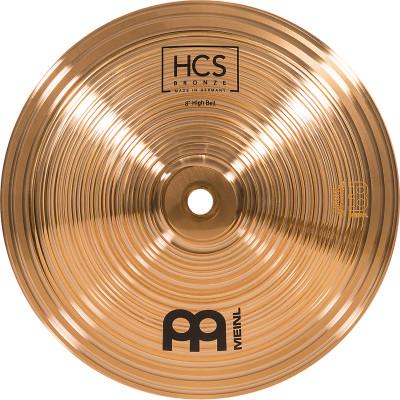 """Meinl HCS Bronze   8"""" High Bell - HCSB8BH"""