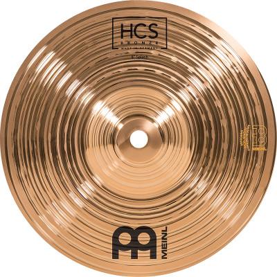 """Meinl HCS Bronze   8"""" Splash - HCSB8S"""