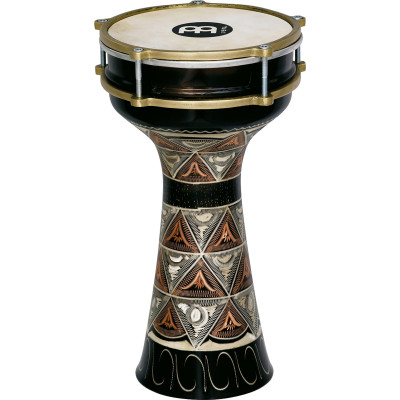 "Meinl Copper Darbuka Hand Engraved 7 1/2"" x 14 3/4"""