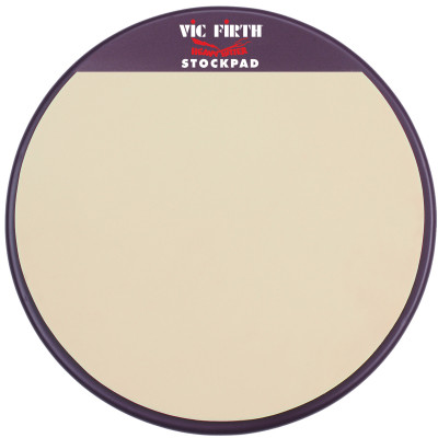 Vic Firth Heavy Hitter Stock-Pad Practice Pad