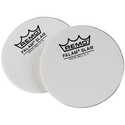 "Remo Patch FALAM 4"" Diameter Slam 2 Piece Pack"