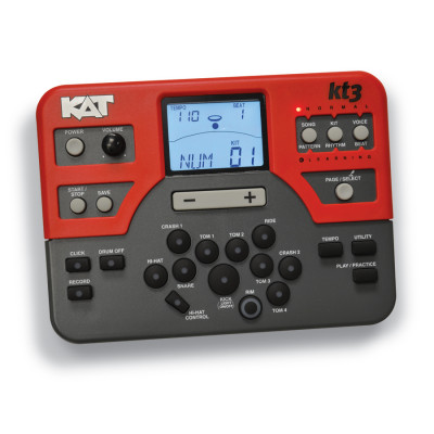 KAT Digital Drum Sound/Trigger Module - KT3M