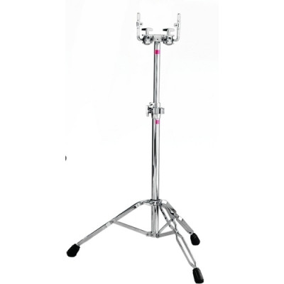 Ludwig Rocker Double Tom Stand - Tall - 9.5mm L-Rod - Double Braced
