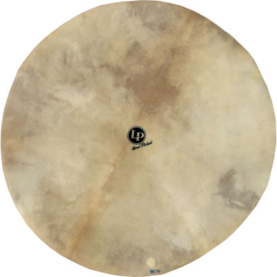 """LP Replacement 22"""" Flat Skin for Djembe"""