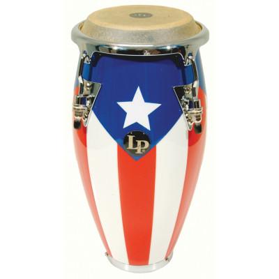 LP Mini Puerto Rican Flag Conga - LPM198-PR