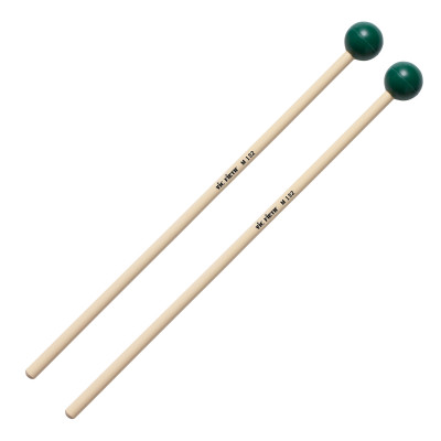Vic Firth Orchestral Series Mallets - Medium Rubber