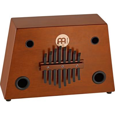 Meinl Marimbula, 8 Steel Tongues, Tuning: f c G D F A d g