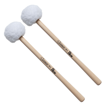 Vic Firth Corpsmaster MB3S Soft Marching Bass Mallet - Large