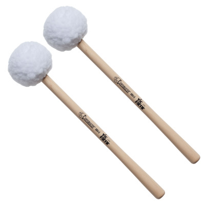 Vic Firth Corpsmaster MB4S Soft Marching Bass Mallet - X-Large