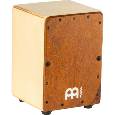Meinl Mini Cajon, Almond Birch Frontplate