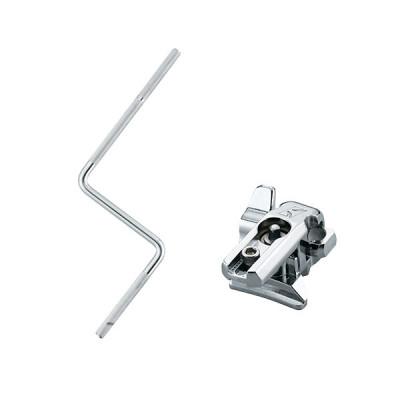 Tama MC8ZCB Cowbell Rod w/ Hoop Grip