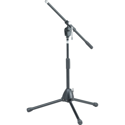 Tama Short Boom Mic Stand - Black finish