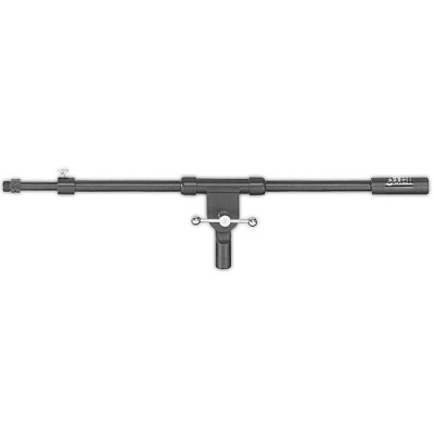 "On-Stage Top Mount Telescoping Boom - 19""-32"" (Black) - MSA7040TB"