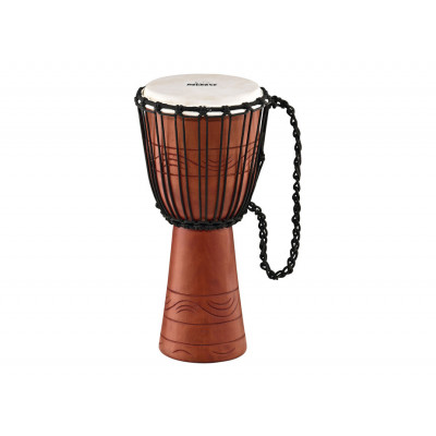 "Meinl NINO African Style Rope Tuned Djembe 10"" Small Water Series"
