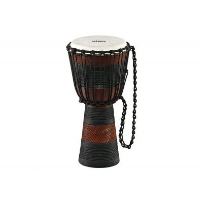 "Meinl NINO African Style Rope Tuned Djembe 10"" Small Earth Series"