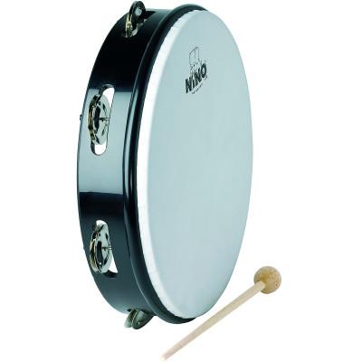 Meinl NINO ABS 10 Tambourine Black