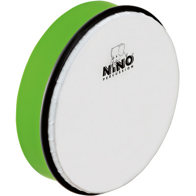 "Meinl NINO ABS 8"" Hand Drum Grass-Green"