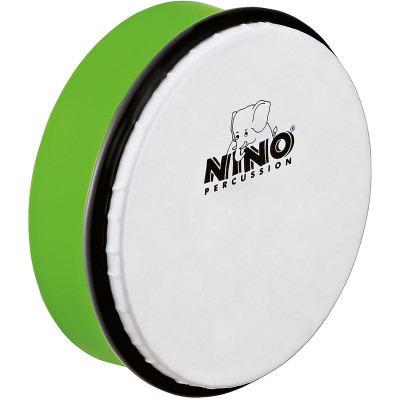 "Meinl NINO ABS 6"" Hand Drum Grass-Green"