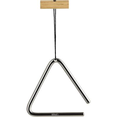 """Meinl NINO Triangle 4"""" Steel"""