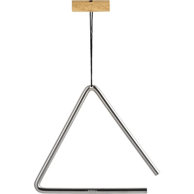"Meinl NINO Triangle 6"" Steel"
