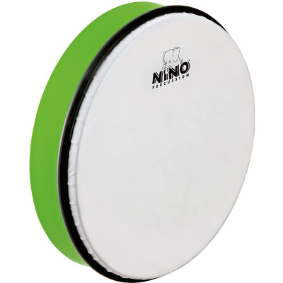 "Meinl NINO ABS 10"" Hand Drum Grass-Green"