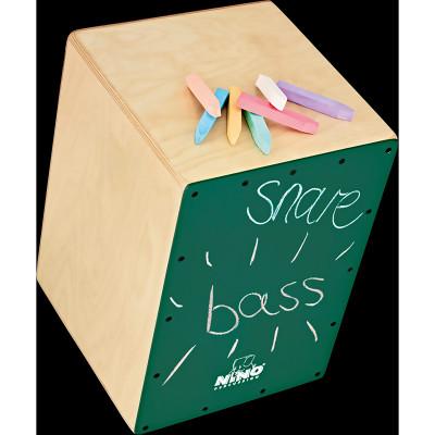 Meinl NINO Make Your Own Chalkboard Cajon