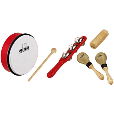 Meinl NINO Set of 6 Pieces