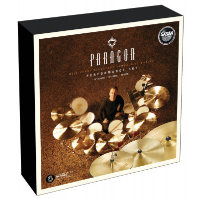 Sabian Paragon Neil Peart Performance Set - NP5005N