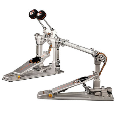 Pearl Demon Chain Drive Double Pedal w/ Case - Left