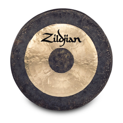 """Zildjian 34"""" Hand Hammered Gong Made In China - P0501"""