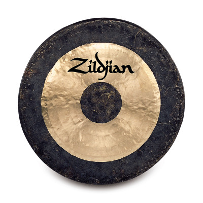 """Zildjian 40"""" Hand Hammered Gong Made In China - P0502"""