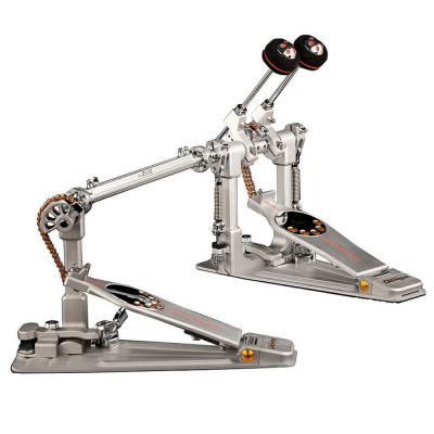 Pearl Demon Chain Drive Double Pedal w/ Case