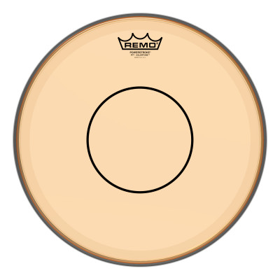 Remo Powerstroke 77 Colortone Orange Drumhead 14""
