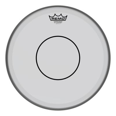 "Remo Powerstroke 77 Colortone Smoke Drumhead 14"""