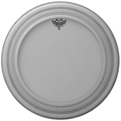 Remo POWERSTROKE PRO Bass Drum Head - Coated 24 inch