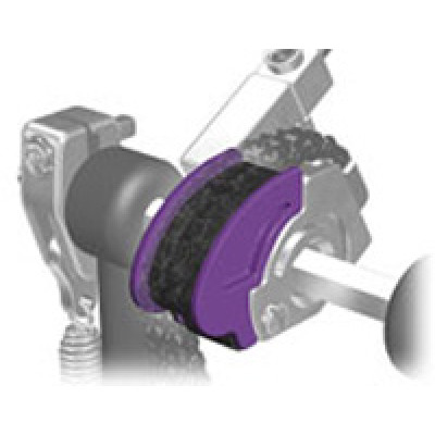 Pearl Eliminator Purple Cam Aggressive Action