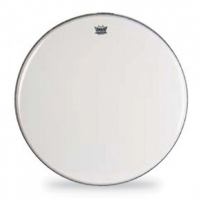 Remo GLENEAGLES Bass Drum Head - Crimplock - 24 inch